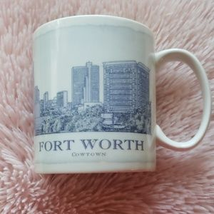 Starbucks Fort Worth (Cowtown) 18 oz mug